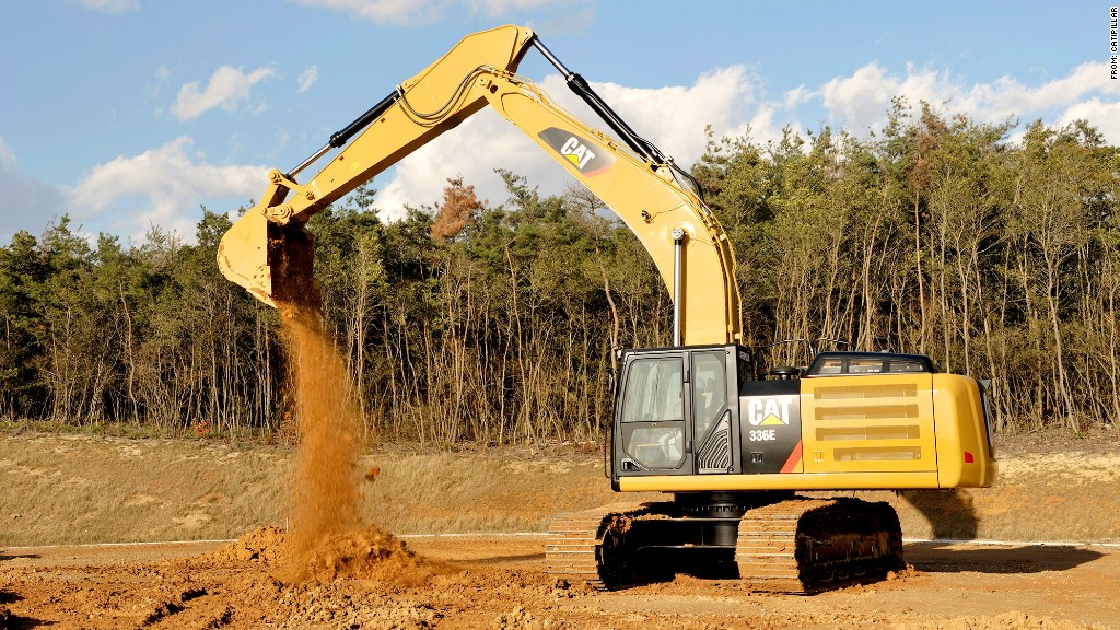 Federal agents raid Caterpillar offices
