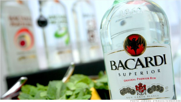 bacardi rum tax breaks