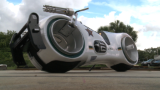 Take a ride on a Neutron bike