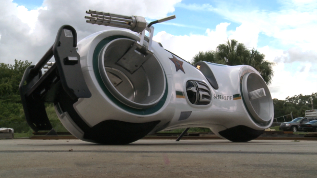 Take a ride on a Neutron bike - Video - Personal Finance