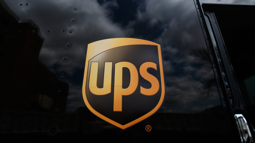 UPS' weak report no surprise