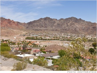 best places hottest boulder city nevada