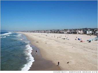 best places rich single hermosa beach california