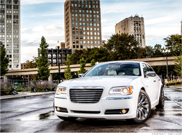 big cars 2013 chrysler 300