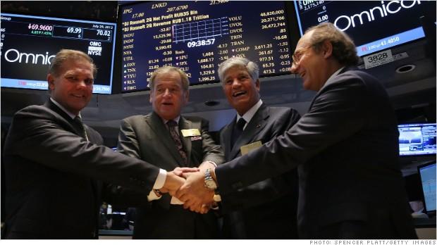 Publicis Groupe merger