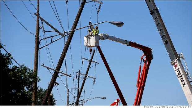 jp morgan electricity