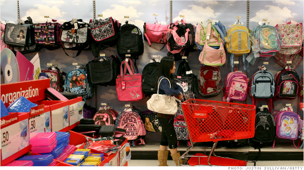 Parents, get ready for some tax-free shopping