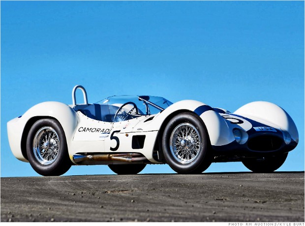 pebble beach cars rm maserati