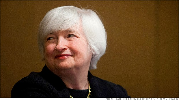 Economists to Obama: Pick Yellen for Fed chair