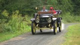 Behind the wheel of a 100-yr-old steam car