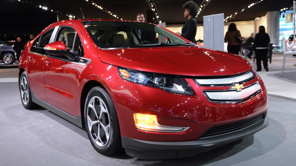 gm volt rebate