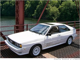Audi Quattro Cool Relatively Cheap Collectible Cars From - Cool cars cheap