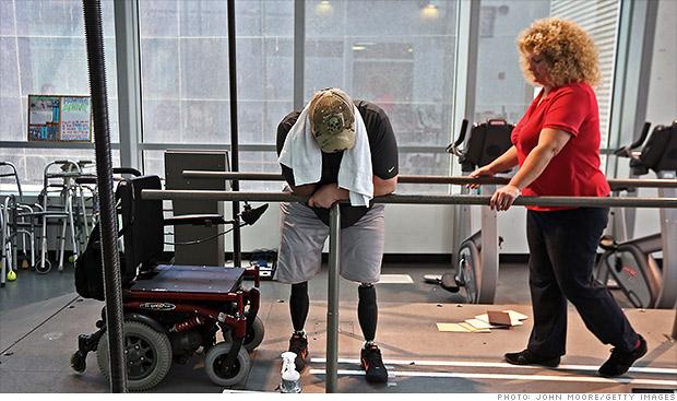military hospital furloughs