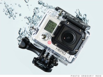 splash proof go pro