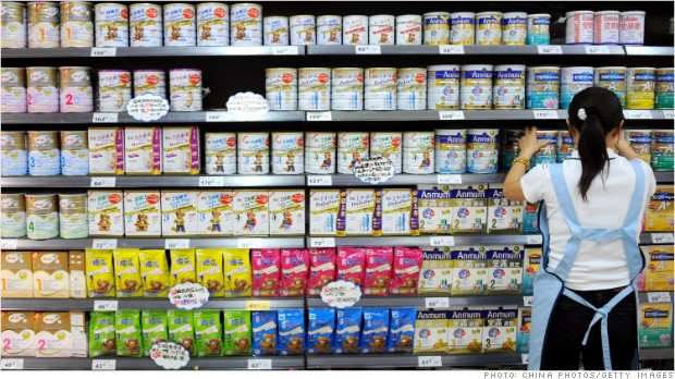 china fines six companies for baby formula price fixing