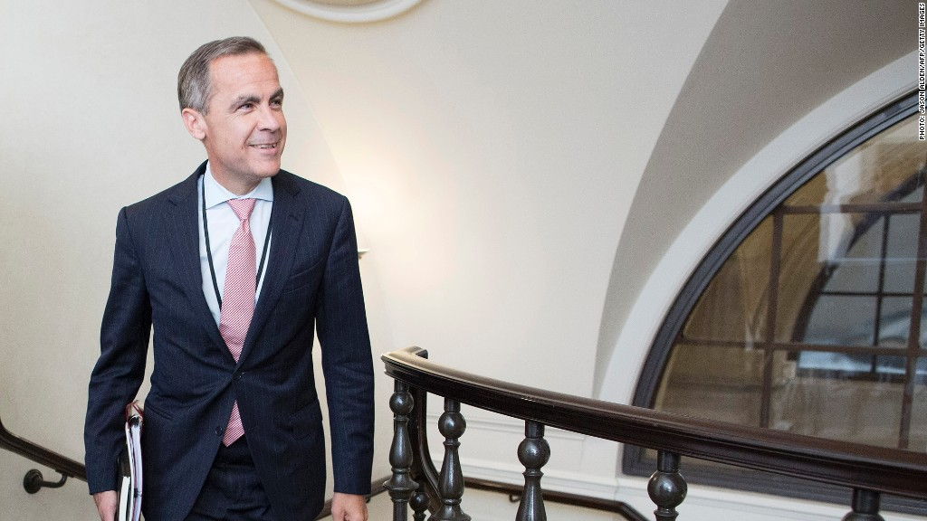 Carney central bank england