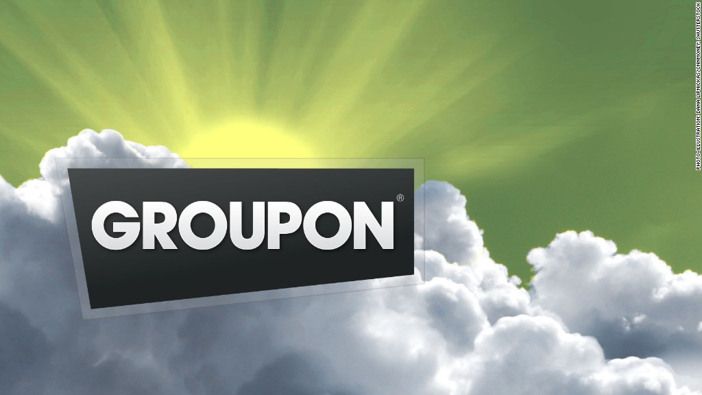 groupon turnaround