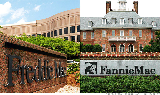 Taxpayers May Soon Profit On Fannie Freddie Bailouts