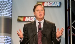 NASCAR chief's executive dream team