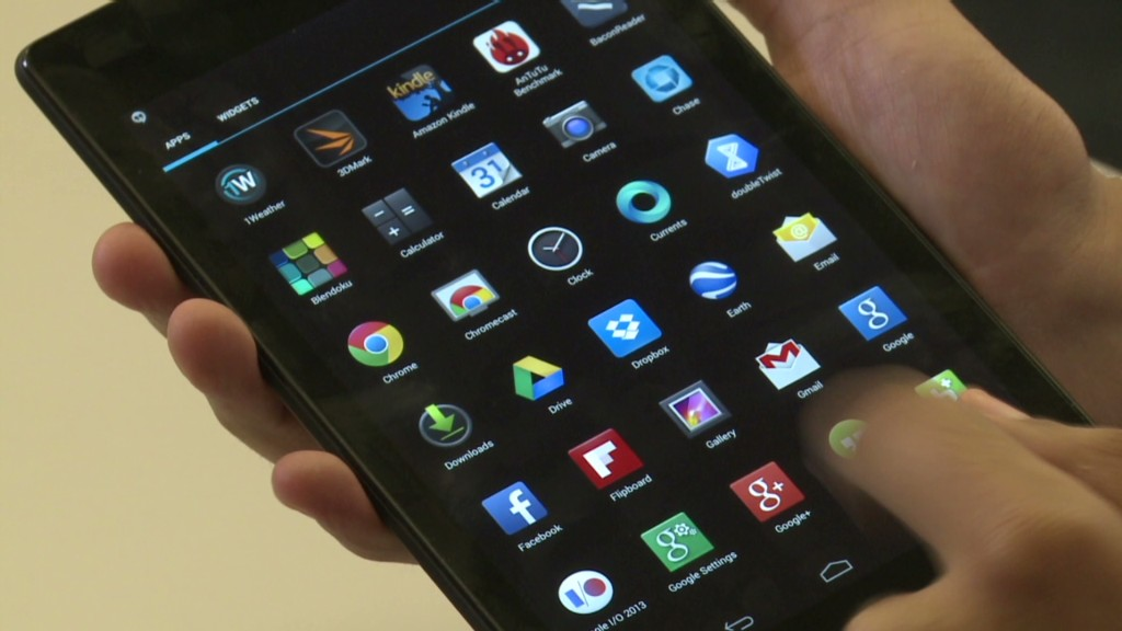 Nexus 7 is 'the best Android tablet'