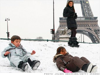 best countries working moms france