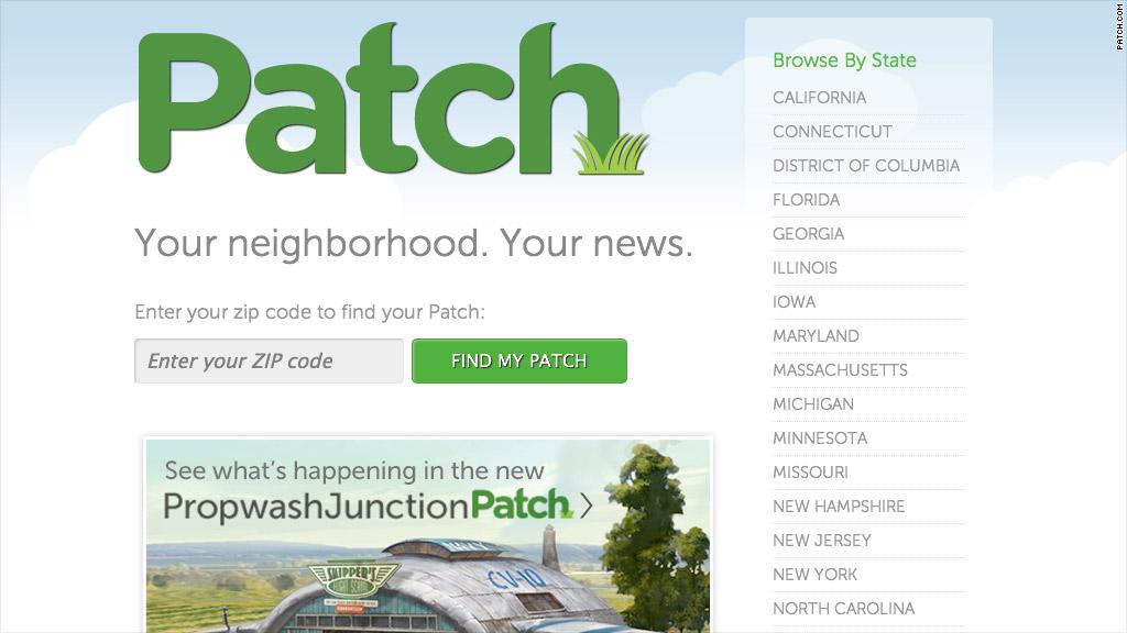 patch news site