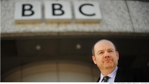 mark thompson bbc