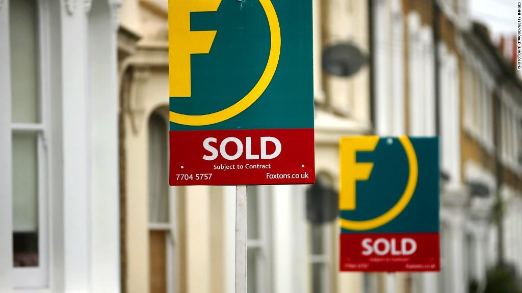 housing boom uk