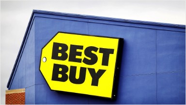 Not all retailers stink! Best Buy stock at all-time high
