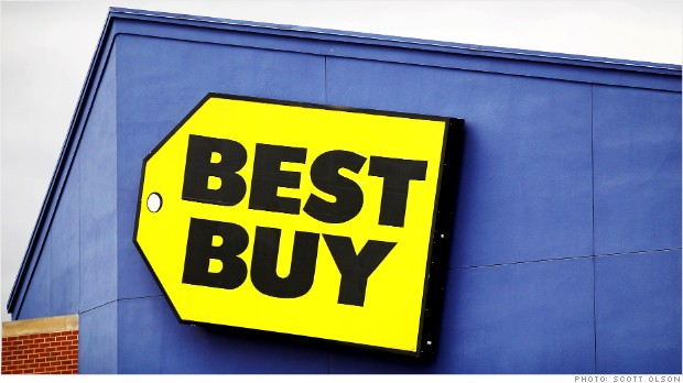 Best Buy no longer eclipsed by Amazon
