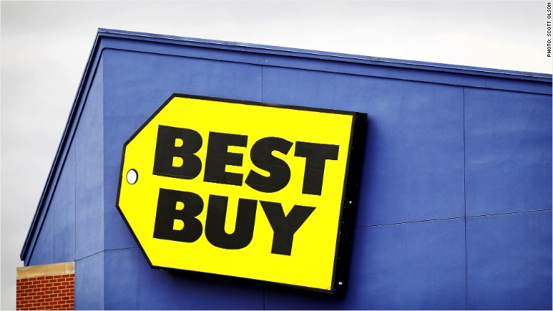 Not all retailers stink! Best Buy stock is highest since 2006