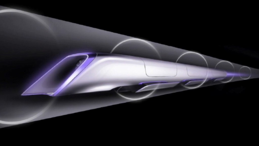 Musk's hyperloop explained