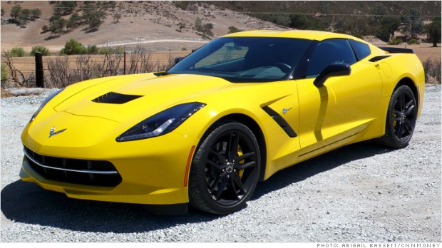 GM raising Corvette prices
