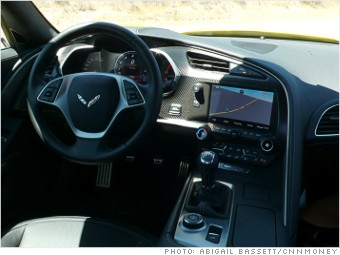 corvette stingray steering wheel