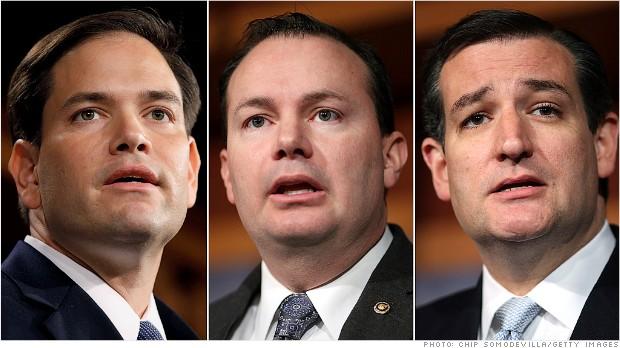 senators defund obamacare