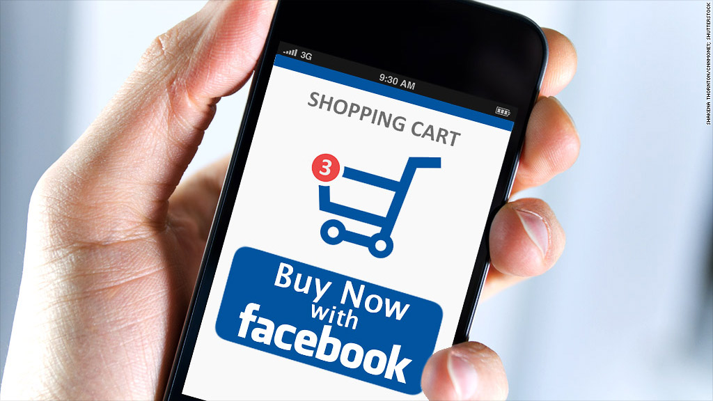 facebook moblie payments