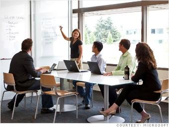 jobs skills gap microsoft