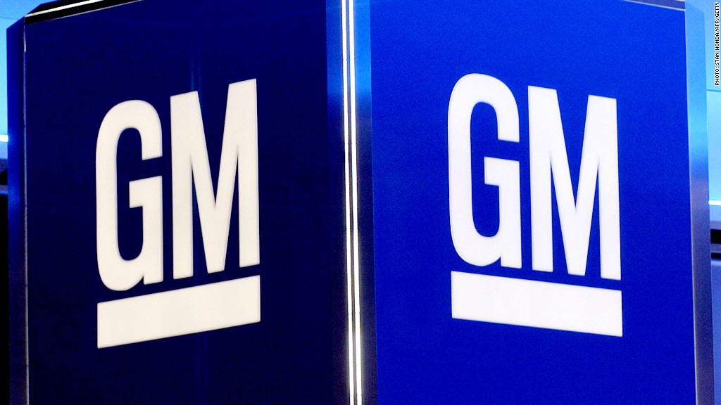 general motors pension