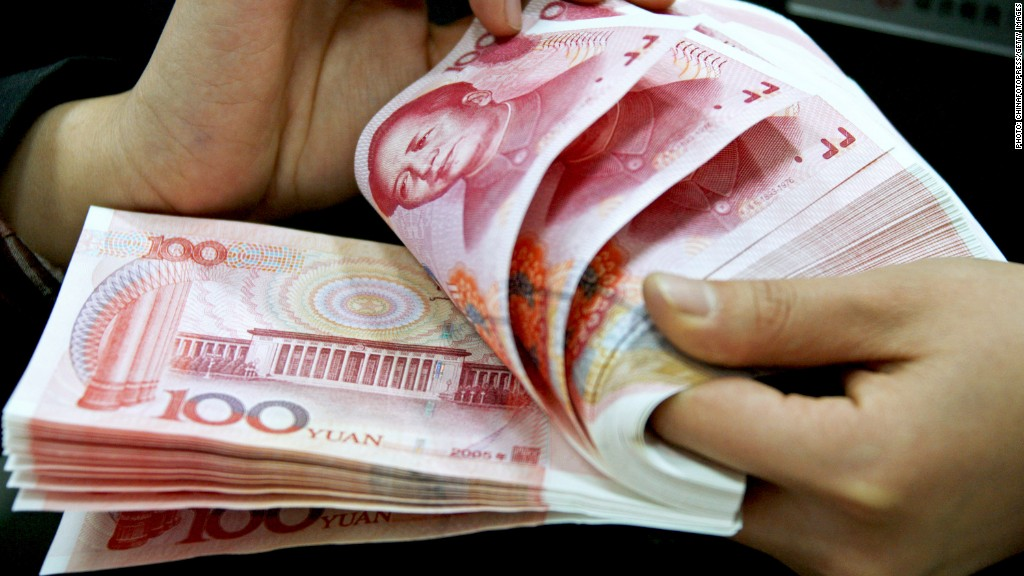 china wealth