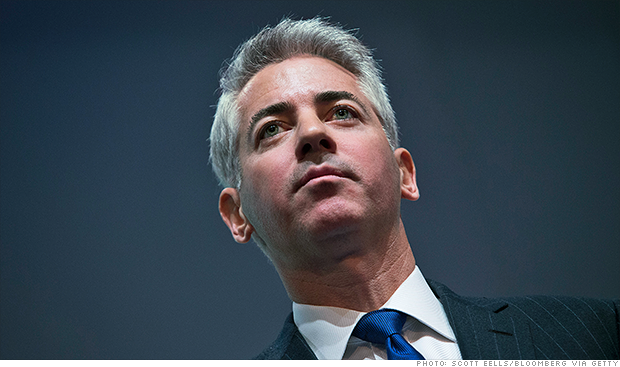 bill ackman stock