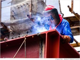 most dangerous jobs iron worker