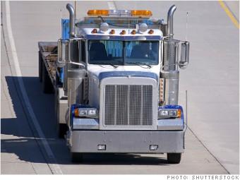 most dangerous jobs trucker