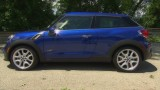 Mini Cooper Paceman: Roomy, nimble and fun