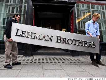 lessons from the crash lehman bros