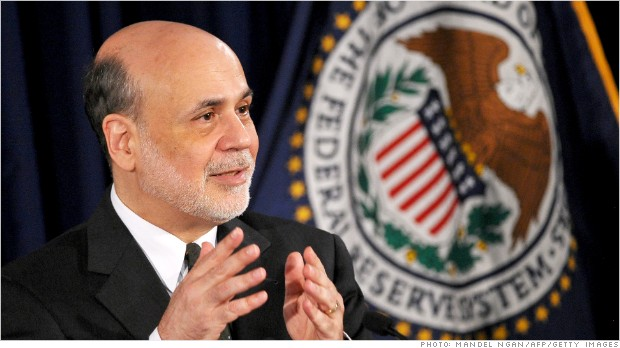 bernanke communication