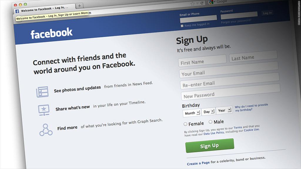 facebook credit scores