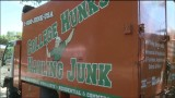 College hunks make millions hauling junk