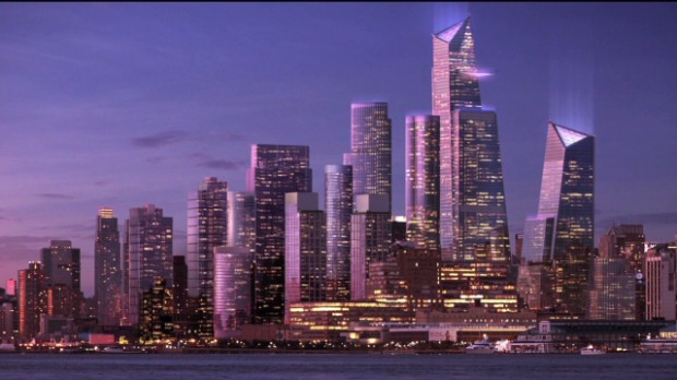Behind NYC's biggest development