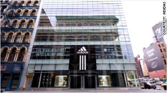 top employers adidas
