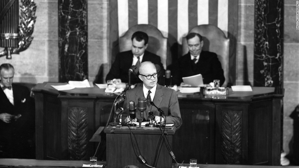 eisenhower state of union